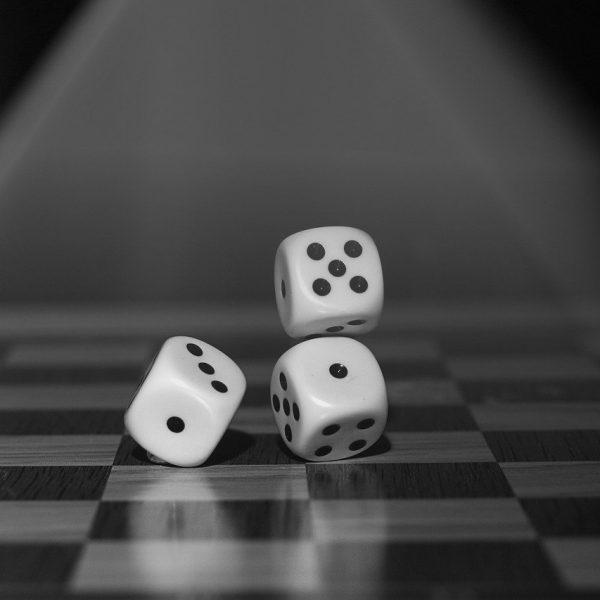 dice with btc